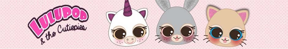 Lulupop & the Cutiepies hurtownia licencyjnych produktów dziecięcych