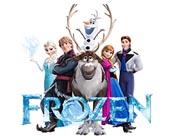 Frozen Disney - Kraina Lodu