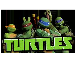 Wojownicze Żółwie Ninja - Turtles